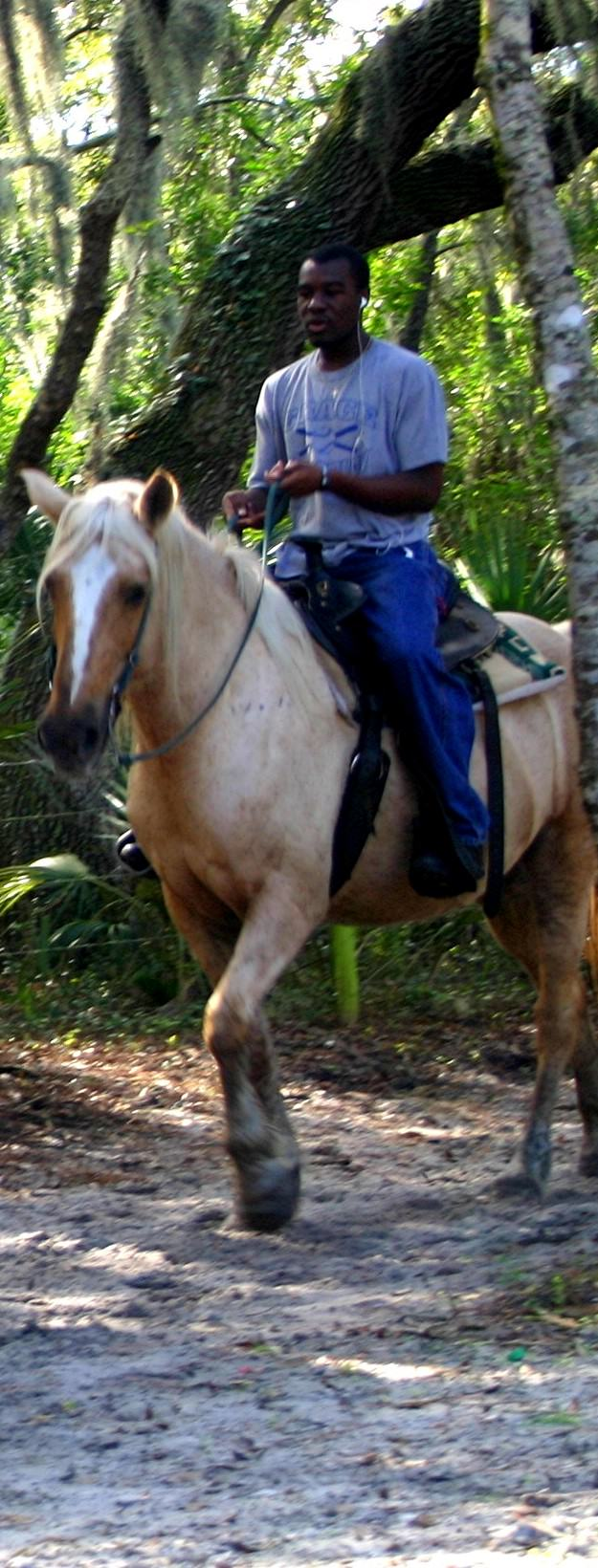 Horseback Riding - Trail Rides - Sun City Stables
